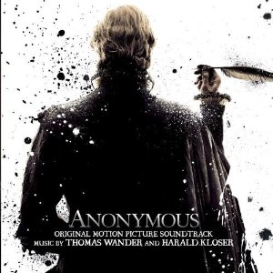 Anonymous Soundtrack List - Tracklist