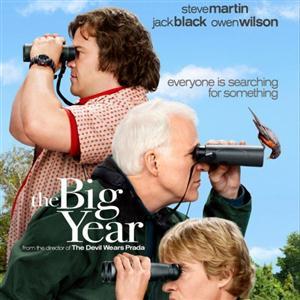 The Big Year Soundtracks List - Tracklist