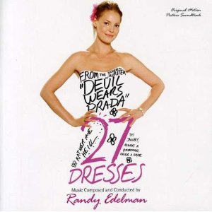 27 Dresses Soundtrack List - Tracklist