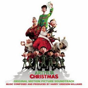 Arthur Christmas Soundtrack List - Tracklist