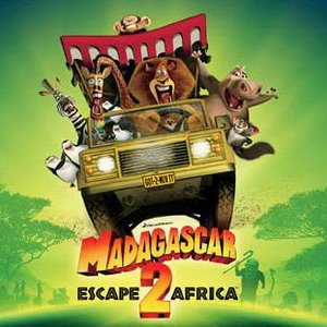 Madagascar 2: Escape 2 Africa Animation (2008) - Madagascar 2: Escape 2 Africa