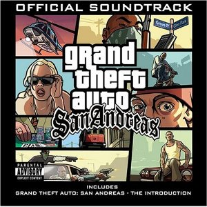 Grand Theft Auto: San Andreas Soundtrack List - Tracklist
