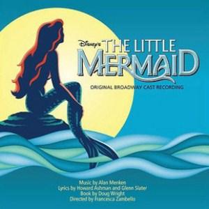 Little Mermaid Soundtrack List - Tracklist