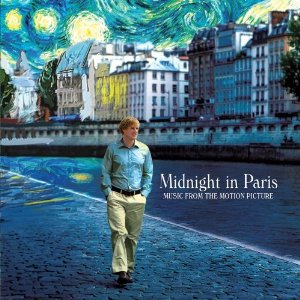 Midnight in Paris Soundtrack List