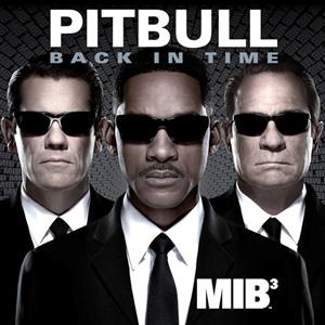 Men in Black III Soundtrack List