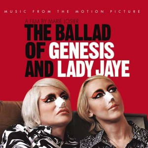 The Ballad Of Genesis & Lady Jaye Soundtrack List
