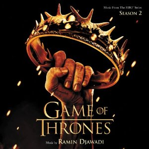 Game of Thrones Season 2 Soundtrack List