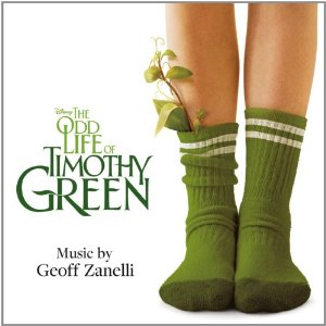 The Odd Life of Timothy Green Soundtrack List