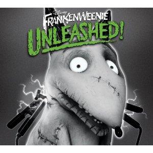Frankenweenie: Unleashed Soundtrack List