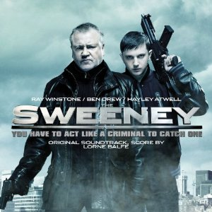 The Sweeney Soundtrack List