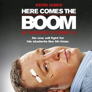 Here Comes the Boom Soundtrack List