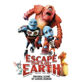 Escape from Planet Earth Soundtrack List