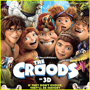 The Croods Soundtrack List