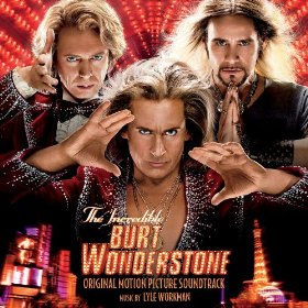 The Incredible Burt Wonderstone Movie (2013) - omplete Soundtr