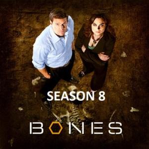 Bones Season 8 Soundtrack List (2012)