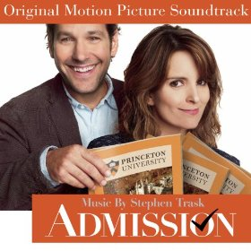 Admission Soundtrack List