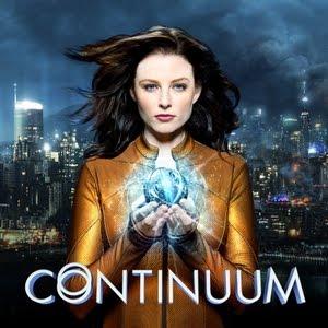 Continuum Season 2 Soundtrack List (2013)