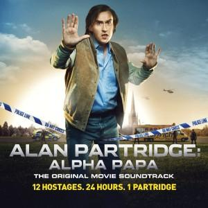 Alan Partridge: Alpha Papa Soundtrack List