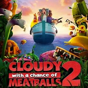 Cloudy with a Chance of Meatballs 2 Soundtrack List