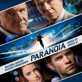 Paranoia Soundtrack List
