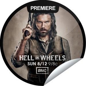 Hell on Wheels Season 3 Soundtrack List (2013)