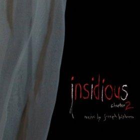 Insidious: Chapter 2 Soundtrack List