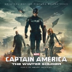 Captain America: The Winter Soldier Soundtrack List